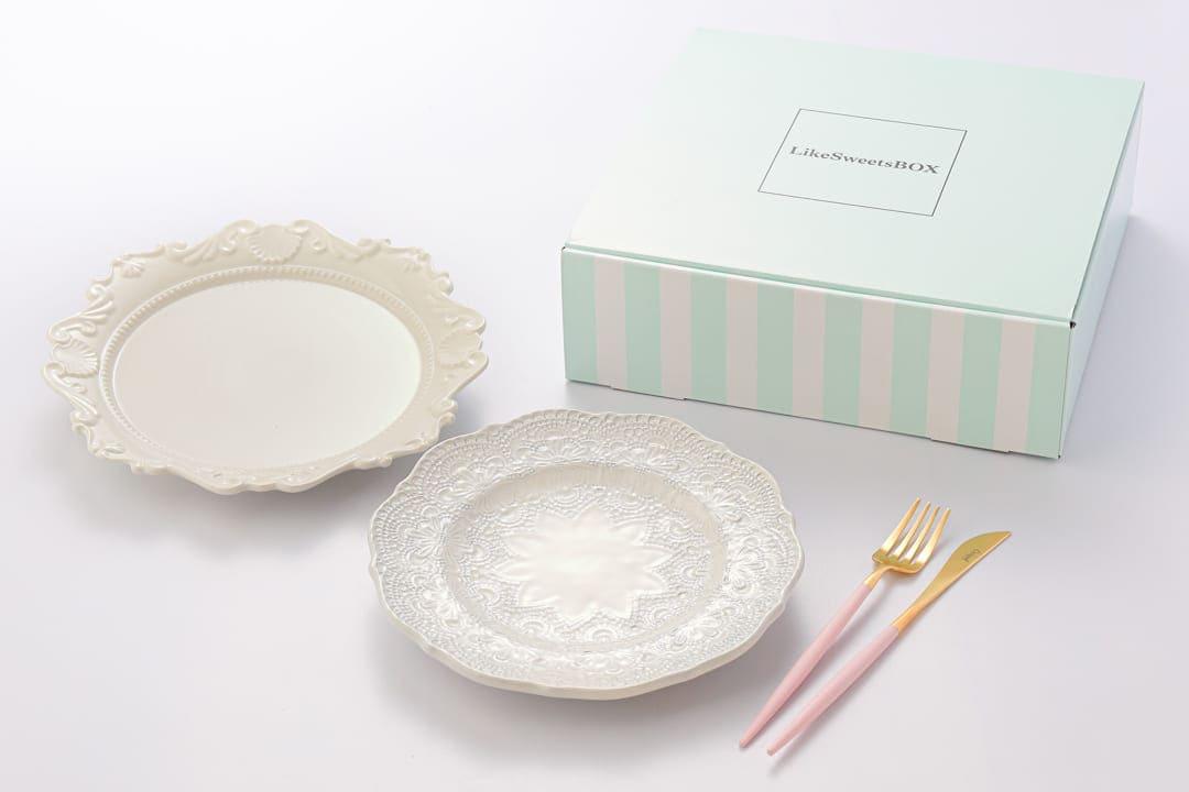 Like Sweets BOX 食器例